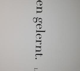 Typographische Verschönerung in der TU Darmstadt