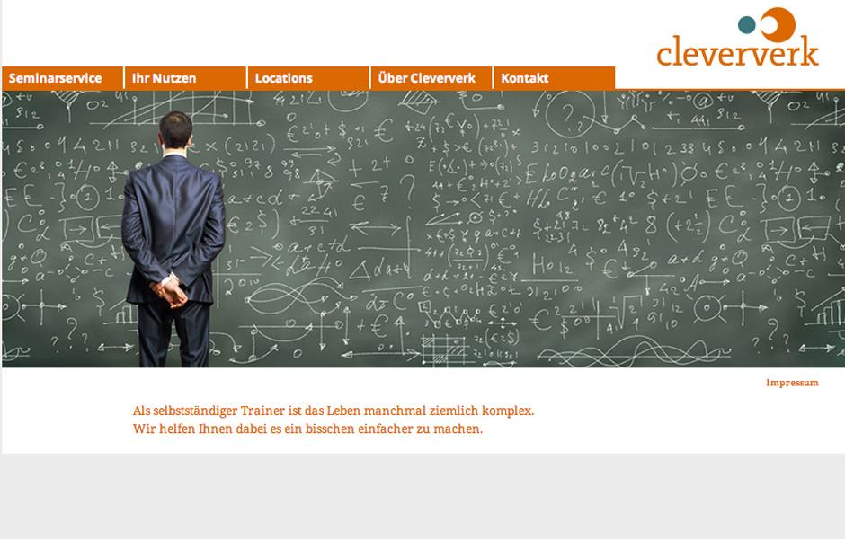cleververk – Konzept und Betreuung